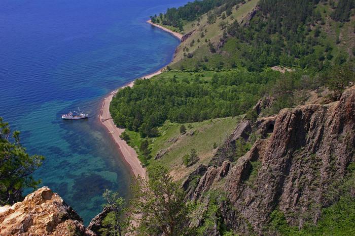 Baikal tours