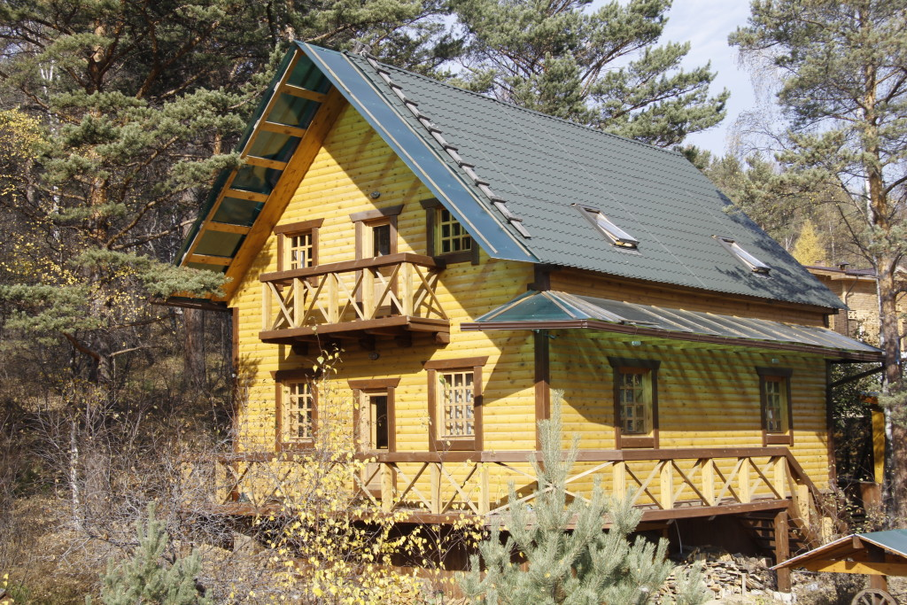 Belka Hostel in Listvyanka