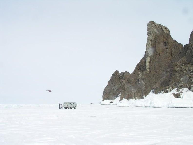 Olkhon in winter