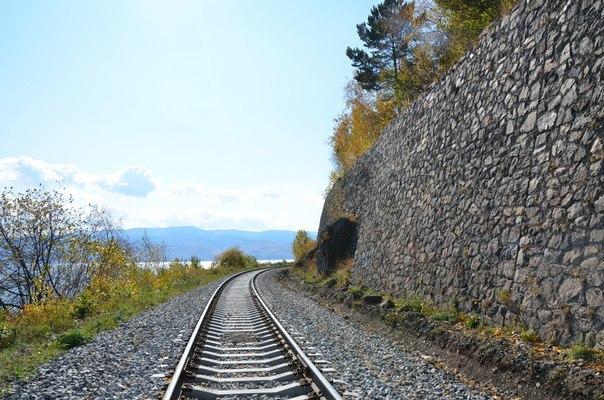Circus-Baikal Railway tour